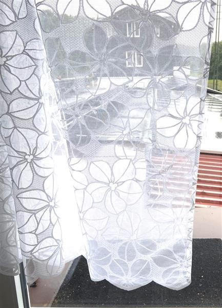 Kurzvorhang Floral 290x175cm