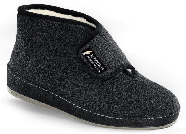 Herren Stiefelette Textil Gr. 41 Schwarz 49622-041
