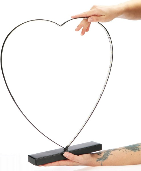 LED Herz XL Led-Lampe in Herzform