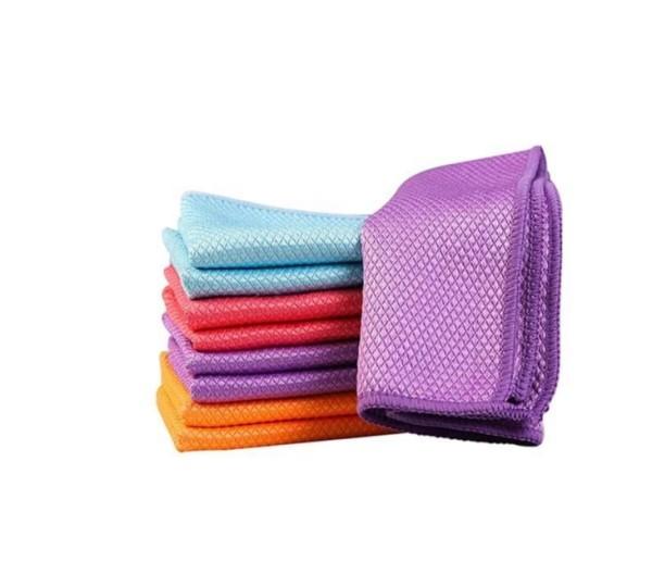 3x Quickle Premium Poliertücher Tücher