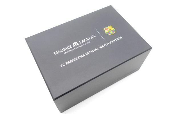 Maurice Lacroix Uhrenbox FC Barcelona