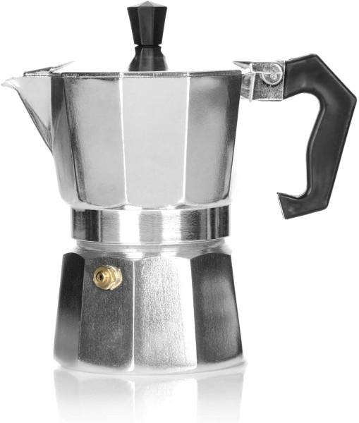 Espressokocher für 3 Tassen Mokkakanne