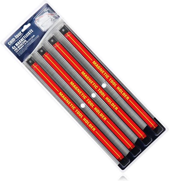 4X Magnet Werkzeughalter Magnetleiste