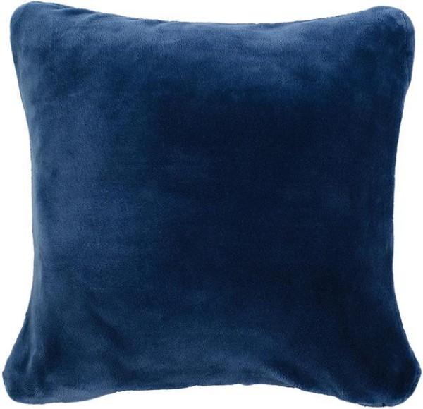 Gözze Kuschelkissen Blau 50x50 cm