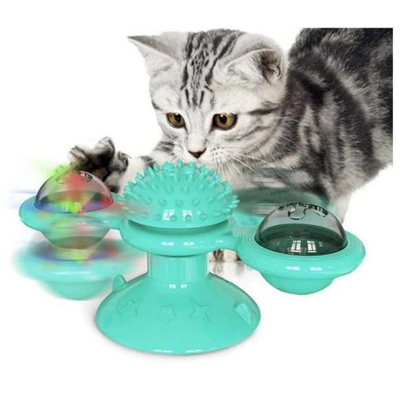 Katzenspielzeug 5in1