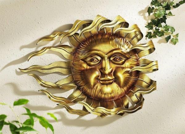 Wandbild Sonne