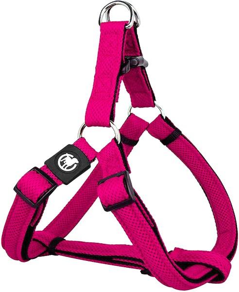 DDOXX Hundegeschirr Air Mesh pink Gr. S