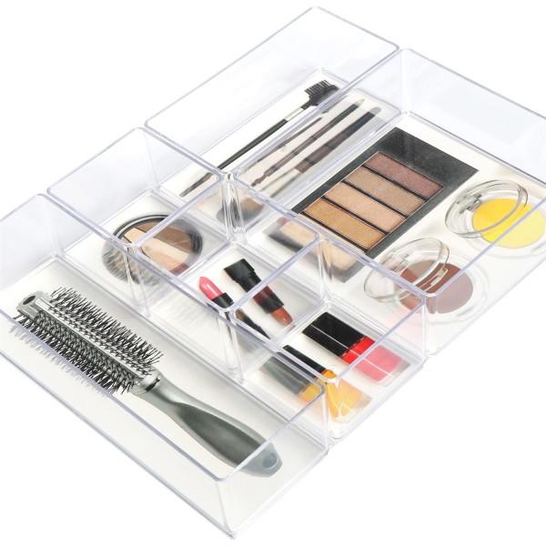 Kosmetik Organizer mit 6 Fächern