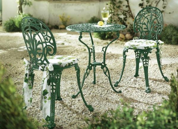 Bistro Set San Remo grün
