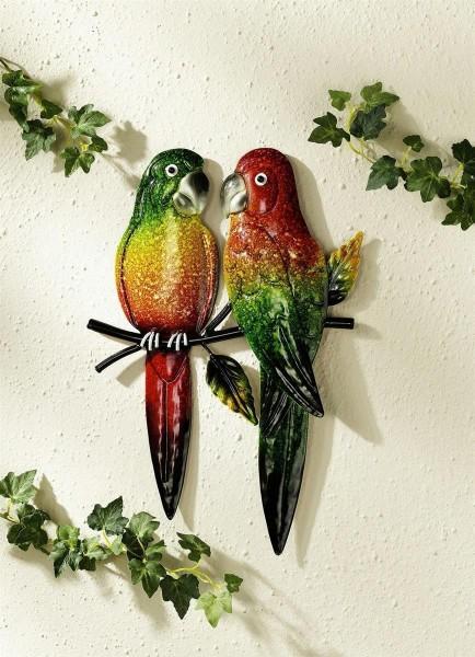 Wandbild Papagei 22706 DS