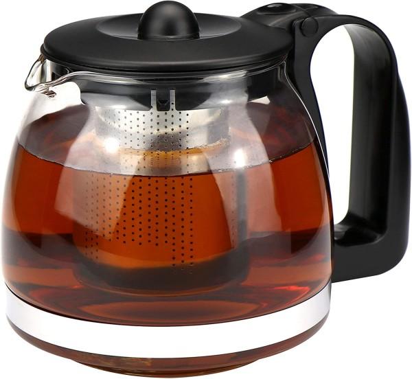 Teekanne Glaskanne 1,1 Liter