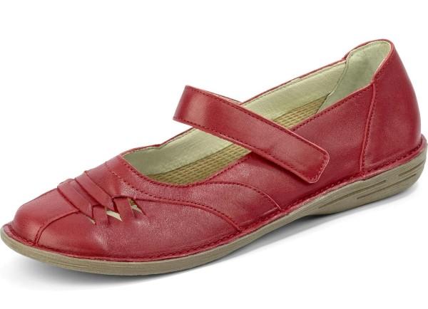Alpina Damen Ballerinas Rot Gr. 40